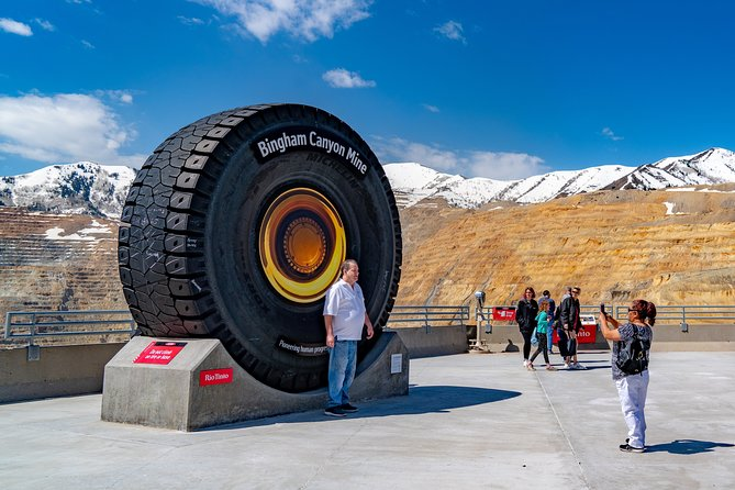 World's Largest Copper Mine and Great Salt Lake Sightseeing Tour