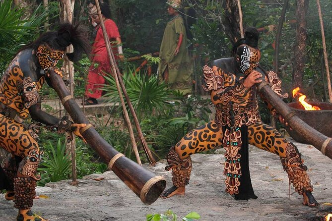 Xcaret Plus Tour from Cancun