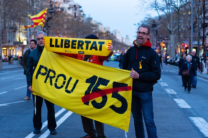 Long Live Catalonia - Statehood or Status Quo?