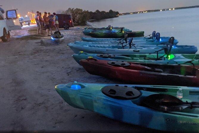 Two Hour Bioluminescence Kayak Tour Near Orlando