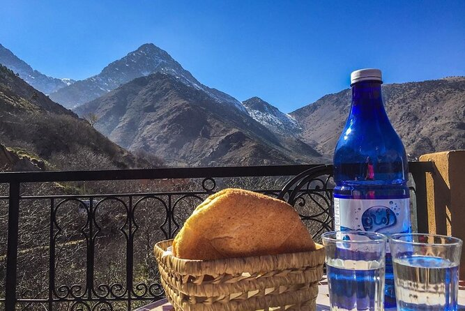 High Atlas Mountains and Toubkal National Park Day trip from Marrakesh