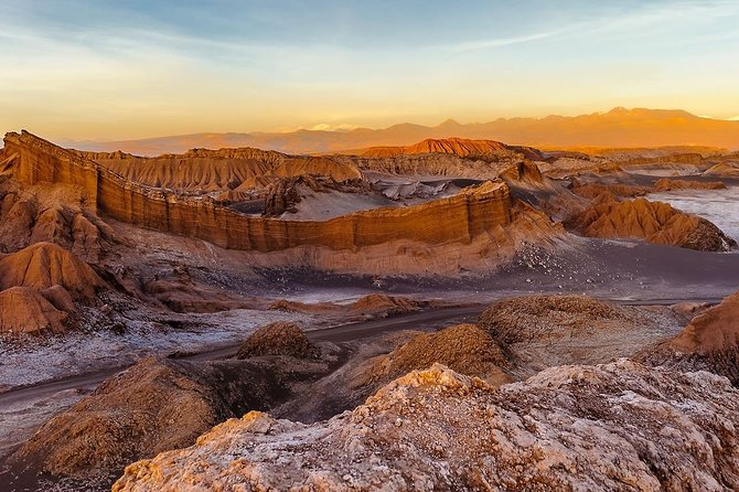 Atacama Desert Night Camping
