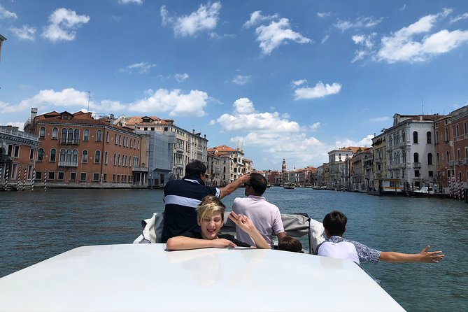 Venice from Rome: All-inclusive Day Trip with Tour of Islands included!