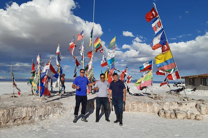 Private 3 Days tour Uyuni Salt Flats and Colorful Lagoons from Uyuni photo 8