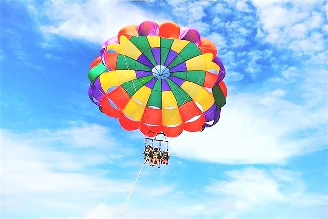Parasailing Adventure at the Hilton Head Island