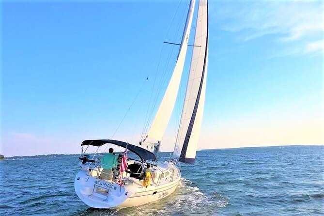 2.5-Hour Private Hilton Head Afternoon Dolphin Watching Sail
