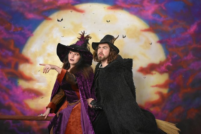 Magick Avenue Witch Photo Shoot