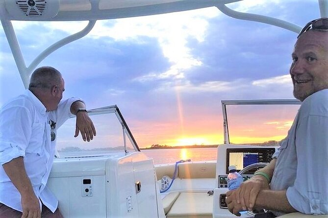 2-Hour Private Hilton Head Sunset Cruise