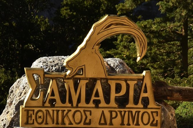 Full-Day Beginner's Hiking Route Tour to Samaria Gorge