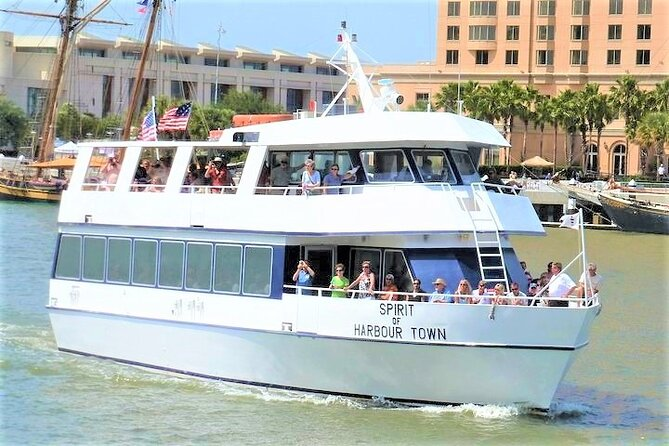 Hilton Head to Savannah Round-Trip Ferry Ticket