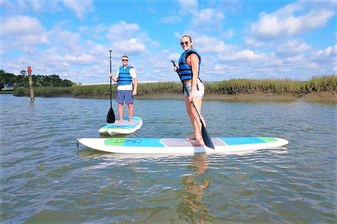 Hilton Head Island Guided Stand Up Paddleboarding Tour