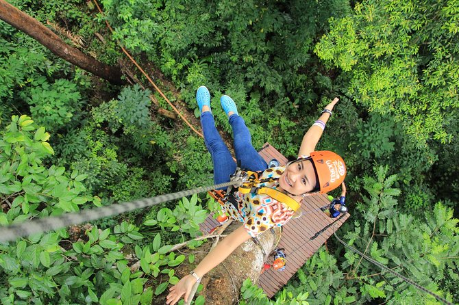 Private Tour : Zipline Mountain Adventure in Skurweberg Mountains