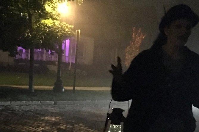 Historical Ghost Lantern Tour Downtown Traverse City