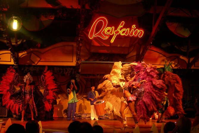 Folkloric Show with Dinner at Rafain Churrascaria