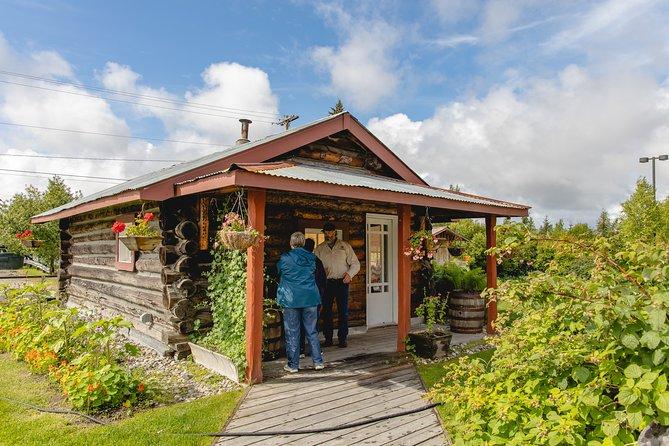 Alaskan Heritage and Sightseeing Tour in Fairbanks