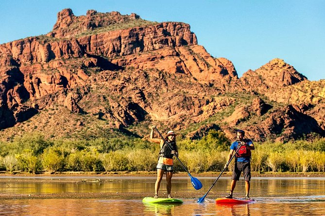 Stand Up Paddleboarding in Phoenix