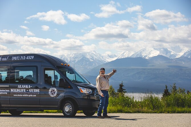 Fairbanks to Delta Junction: Beauty of the North Tour