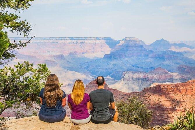 Dagtrip naar de Grand Canyon dag / vertrek vanuit Scottsdale