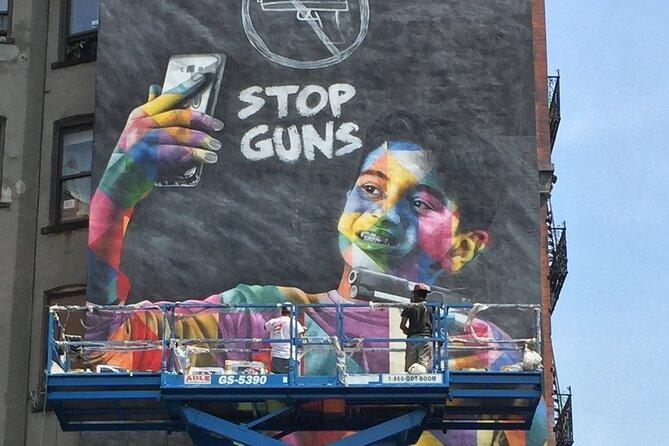 Street Art & Graffiti Tour in NYC Private Tour
