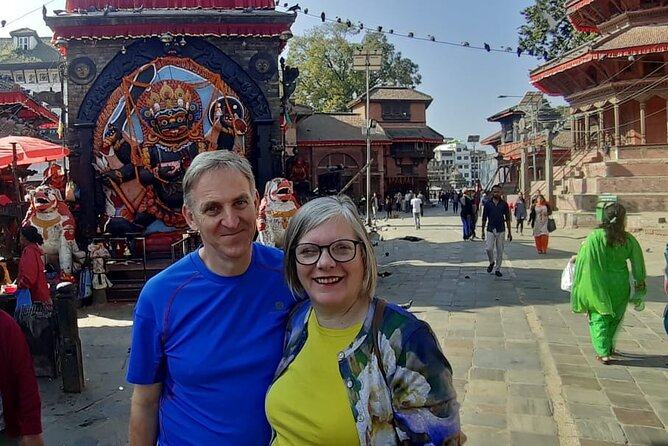 Gentle walking tour of Royal palaces and old bazaars of Kathmandu