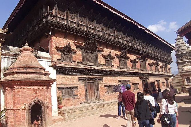 Exclusive Bhaktapur half day tour