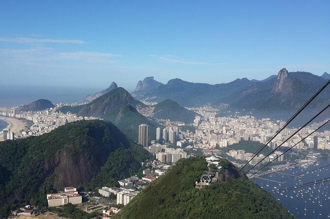 Rio Top 4 Attractions - 7 Hours Private Tour