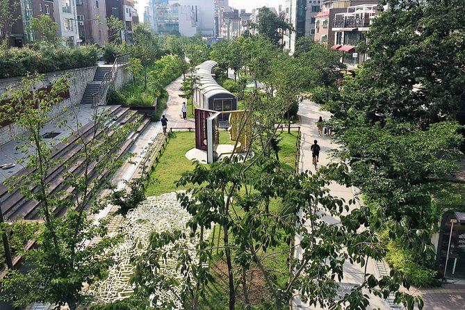 A detailed Mapo Tour including Hongdae