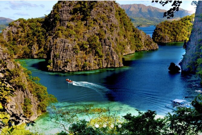 Coron 3Day 2Nights Tour Package