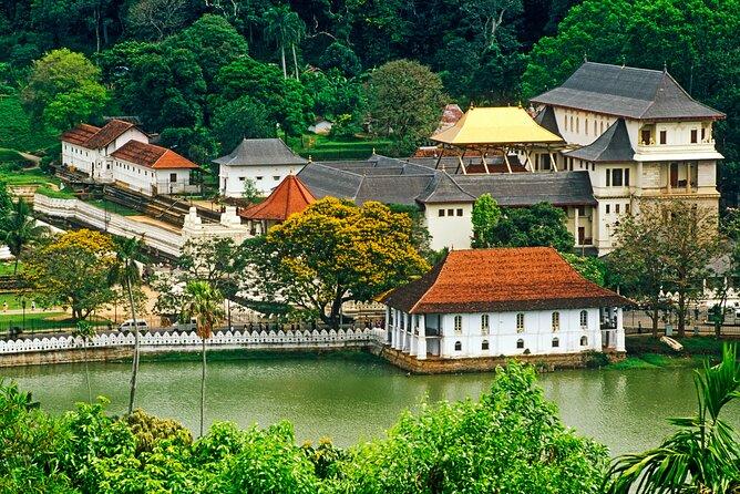 Kandy City Tour from Hikkaduwa