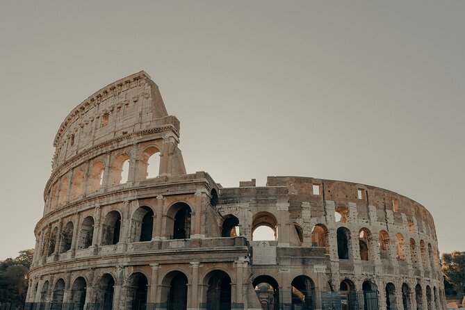 Private Tour: Ancient Rome & Colosseum