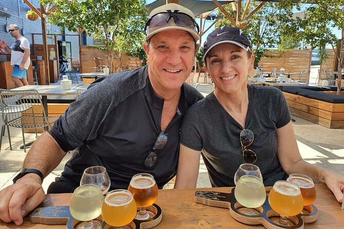 Bike and Brew - Guided bike tour of Perth foreshores and micro breweries