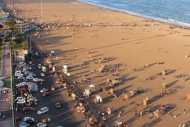 Marina Beach: Stroll along India's longest beach on an audio tour