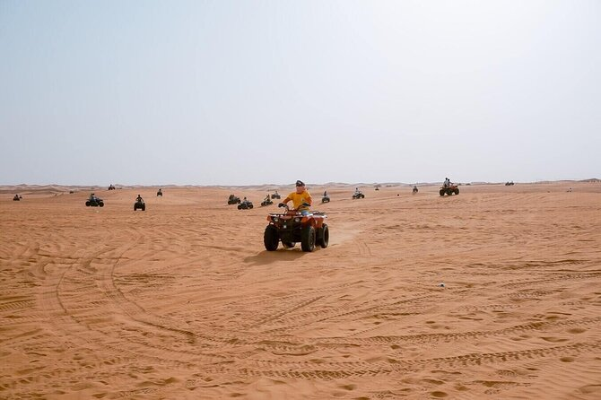 Quad Bike Safari ;Private guided ;Discover the Bedouin life