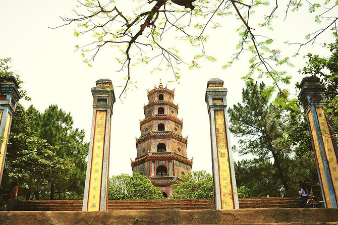Full Day Explore Thuy Bieu Authentic Village from Hue