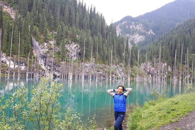 Kolsai and Kaindy lakes, 1 day tour