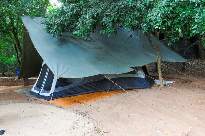 Two Night Camping in Wasgamuwa National Park