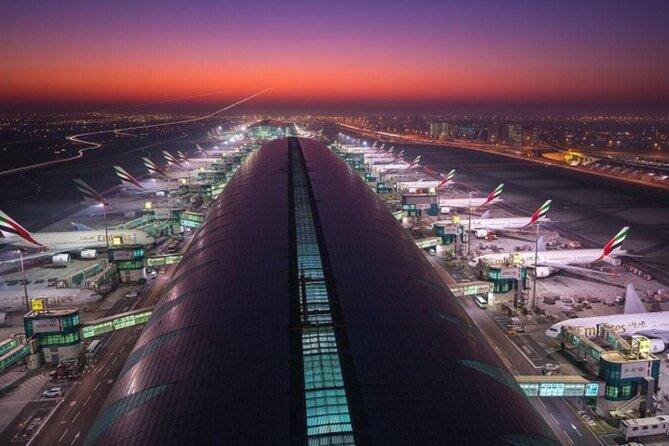 Night Layover in Dubai Private Tour