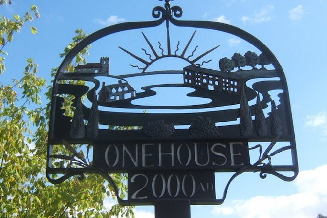 Onehouse Village: Ramble the backroads and pathways on this quaint audio tour