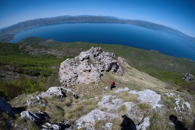 Roads of the old merchants - hiking tour from Ohrid