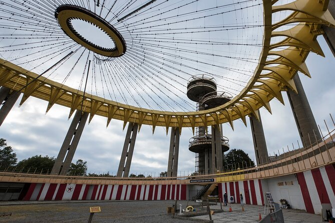 New York World's Fair Site: Explore its utopian future on an audio tour