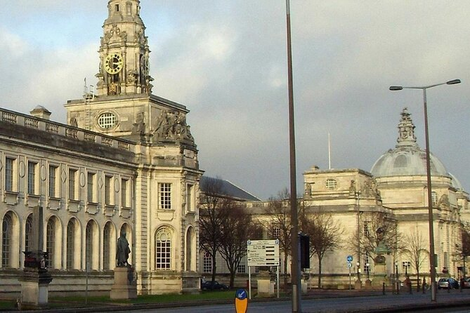 Cardiff's Civic Centre: An audio tour of the city's most historical buildings