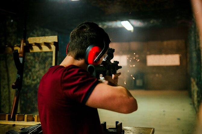 Paczoltowice Shooting Range Tour from Krakow