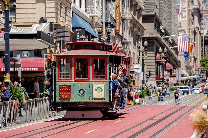 Riding the San Francisco Cable Cars