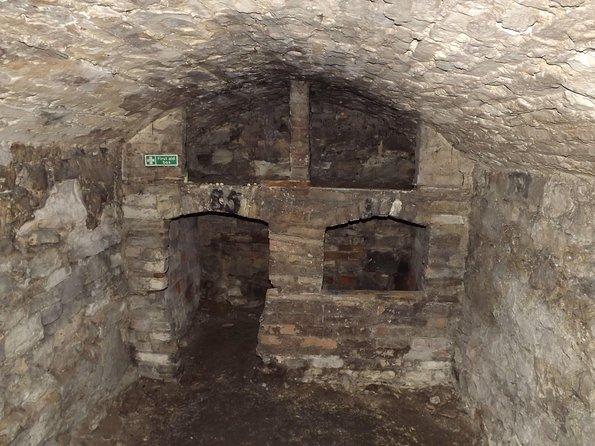 Underground Edinburgh Tours