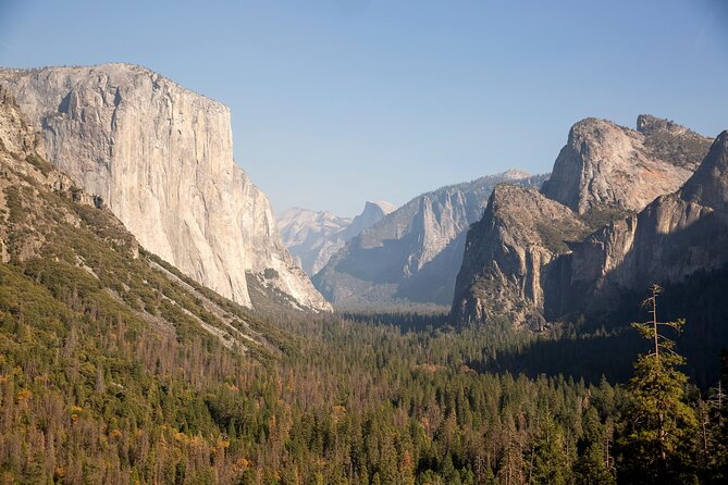 Yosemite Day Trips from San Francisco