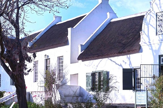 Historic Tulbagh: An audio tour of Church Street's fascinating heritage