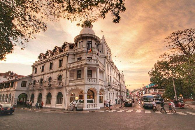 Kandy City Tour from Dambulla