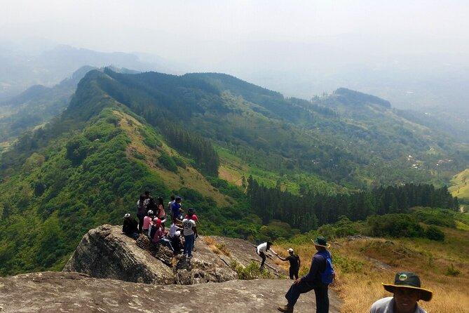 Trekking in Kandy Hanthana Mountain Range