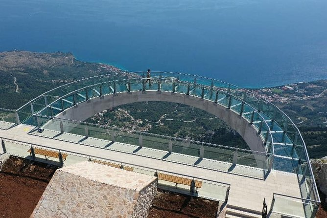 Biokovo Skywalk & Makarska private tour from Split