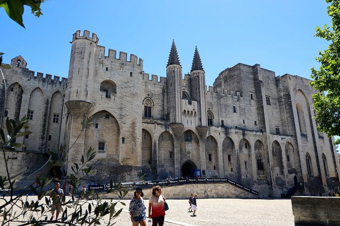 Absolutely Avignon gardens, history & cultural private guided tour